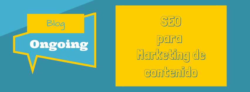 SEO Marketing de contenido blog