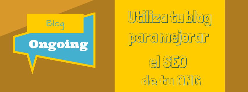 Consejos SEO para optimizar tu blog