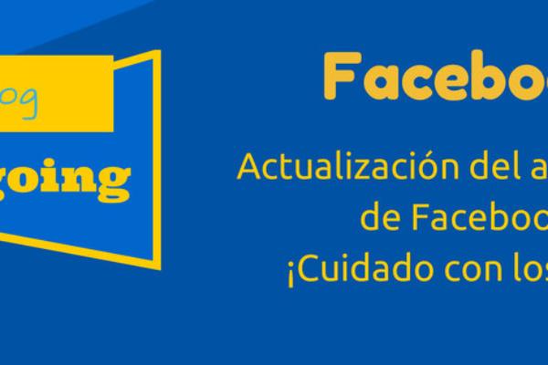 Cambios algoritmo Facebook