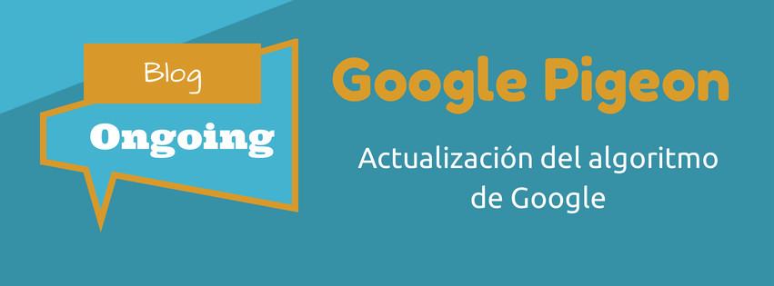Google Pigeon Paloma