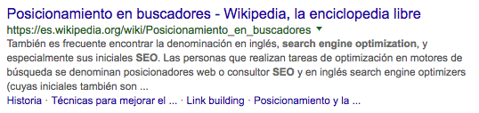 Nueva Serp SEO - Ongoing Digital