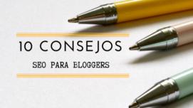 10 Consejos SEO para bloggers